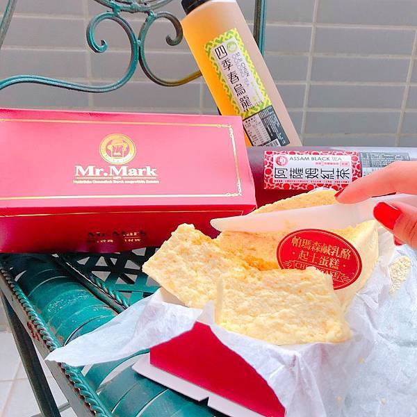 IG_myself_0912-帕瑪森鹹乳酪起士蛋糕+馬可先生台灣好茶系列-阿薩姆紅茶+四季春-03.jpg