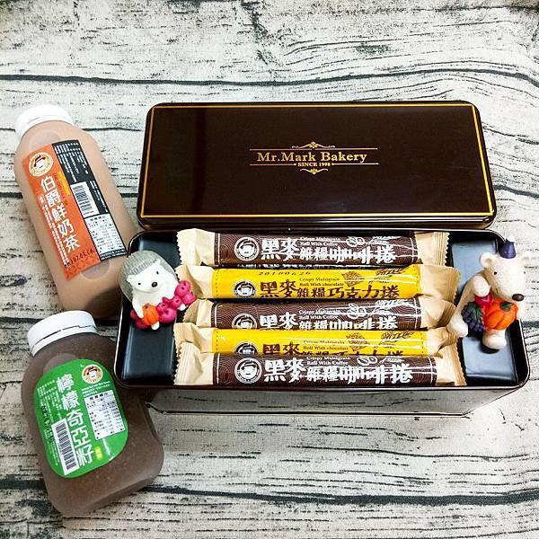 IG_jie_eatfood-黑麥雜糧捲禮盒伴手禮(咖啡口味-巧克力口味)+馬可先生台灣好茶系列-檸檬奇亞籽+伯爵鮮奶茶-02.jpg