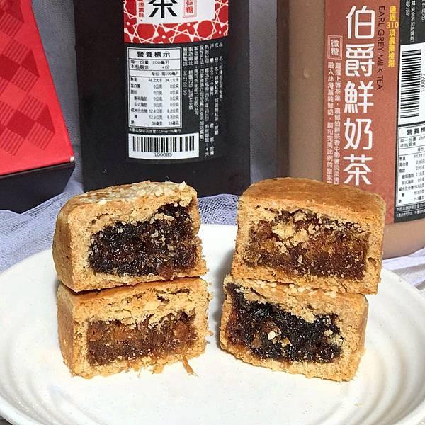 IG_foodie_nini-雜糧酥禮盒伴手禮(鳳梨酥口味-桂圓酥口味)+馬可先生台灣好茶系列-古早味紅茶+伯爵鮮奶茶-01.jpg