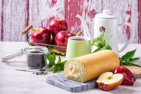 馬可先生-伯爵茶蘋果燕麥豆漿蛋糕捲-季節限定款-05.jpg
