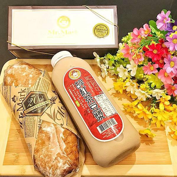 IG-gulovefood-馬可先生夏日午茶組-田園番茄優格雜糧麵包+紅茶豆漿 (3).jpg