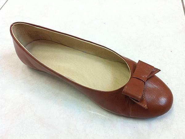 氣質蝴蝶平底娃娃鞋