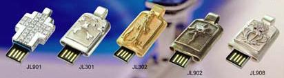 Irich International的Ultra Flash Disk (UFD)
