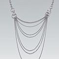 Gucci的Horsebit Marina Chain
