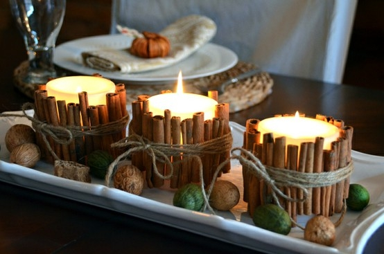 肉桂棒蠟燭(Cinnamon Sticks Candle)