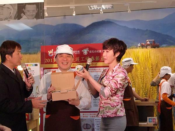 台北市長郝龍斌先生推薦「北歐先生手工現作焦糖烤布丁」-5