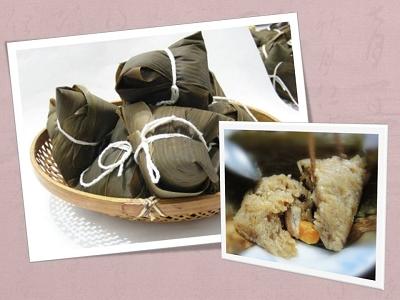 媽媽親手包的「粽子」裡面包藏的是「愛心+天然食材」最珍貴的傳承。