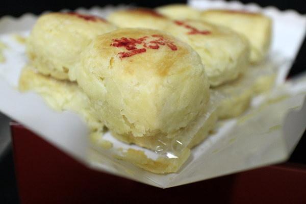 汐止富利西餅蛋糕:{宅配美食}口碑卷NO.56!~汐止富利西餅蛋糕~廈門豆沙餅的獨特口味