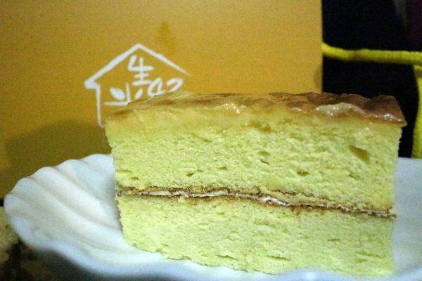 生米42號手作烘焙家:{宅配美食}生米42號手作烘焙家!~爆漿熔岩起司蛋糕冰火交替.傳承的幸福