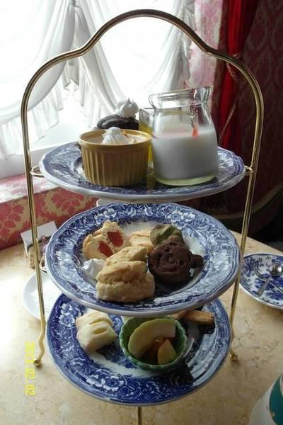 歐莉葉荷城堡:{南投}歐莉葉荷城堡~城堡中不完美的下午茶