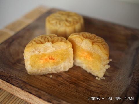 [無糖.無麵粉] 中式奶黃餡 (奶皇餡) Low Carb Chinese Custard Filling-雪花新聞