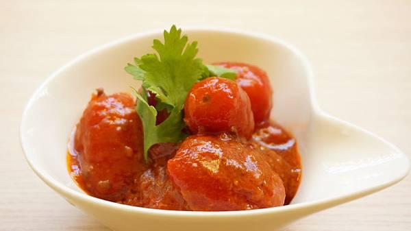 2.醃漬番茄