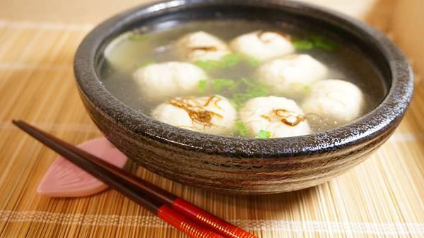陳皮山楂魚丸湯