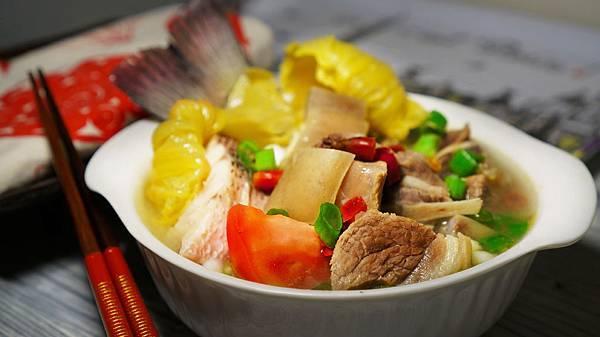 鱸魚羊肉2-3