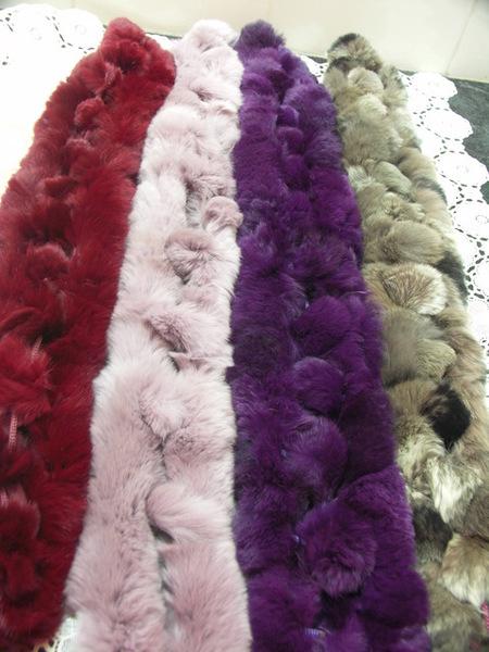 戰利品-獭兔毛圍巾