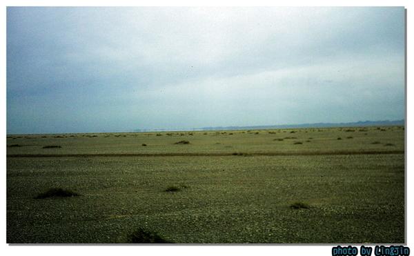 戈壁海市蜃樓~在遙遠的天邊~