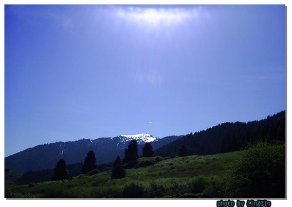南山牧場~萬里無雲~