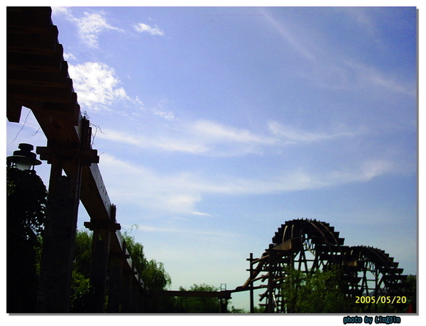 黃河水車園