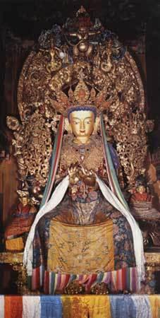 彌勒佛殿彌勒佛塑像.jpg