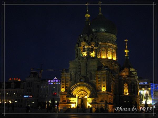 聖索菲亞教堂夜景-4.jpg