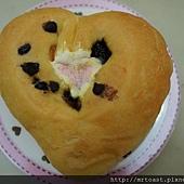 鮮奶胡蘿蔔麵包3.JPG