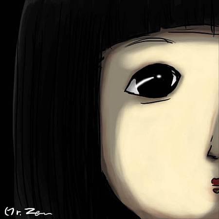 日本人形娃娃(封面)