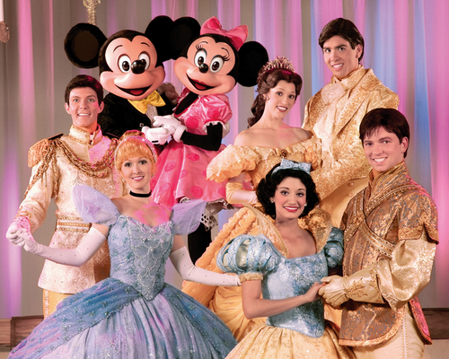 2013迪士尼音樂劇三大經典童話