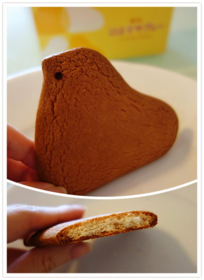 吉野堂小雞餅乾