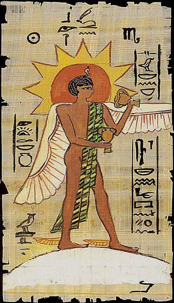 Alt-Agyptisch_-_XIIII_-_Die_Massigkeit