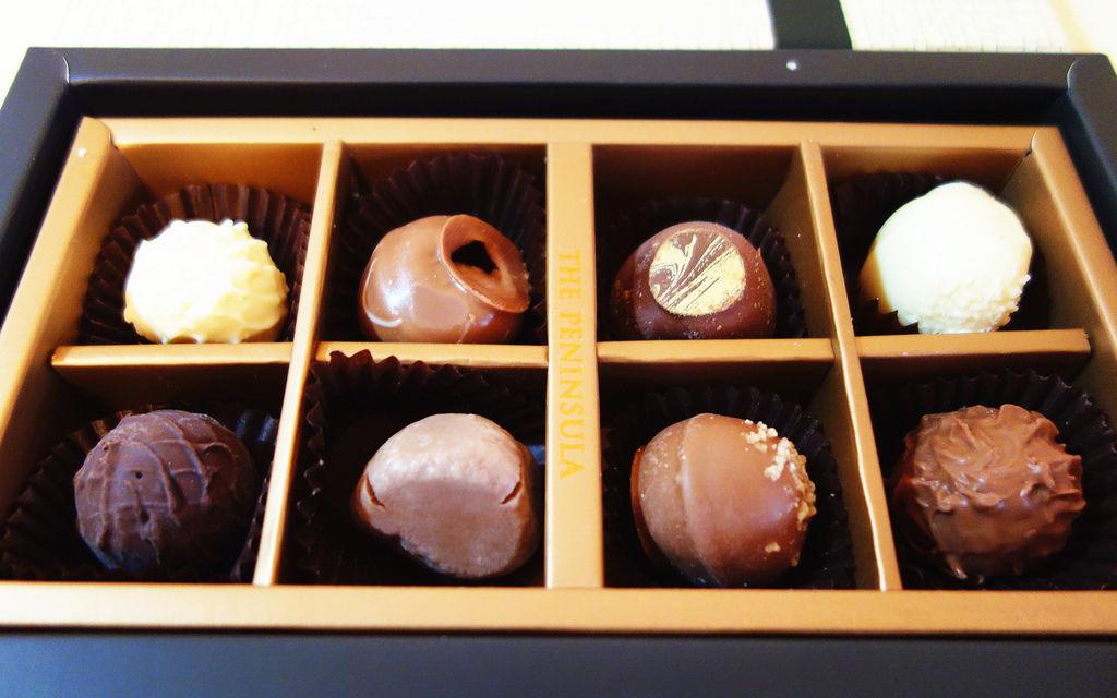 半島酒店巧克力
