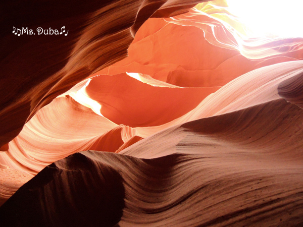 羚羊谷, Antelope Canyon