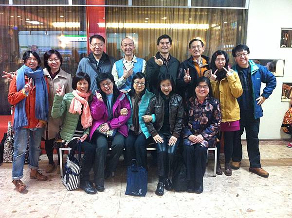 CKC 73級老豆聚會-20140118