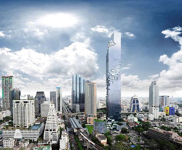 3_MahaNakhon-Ritz-Carlton-Residences-Bangkok-by-Ole-Scheeren-OMA-003