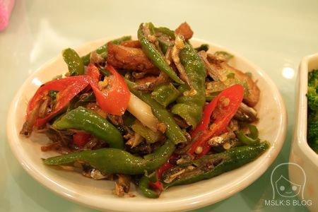 頭份「青青」麵食館-小菜