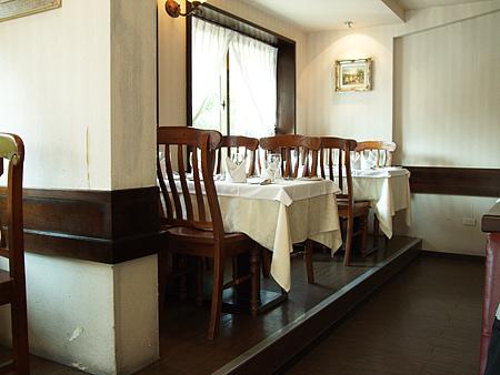 新竹「吉安諾」餐廳-內部