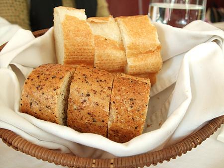 新竹「吉安諾」餐廳-麵包