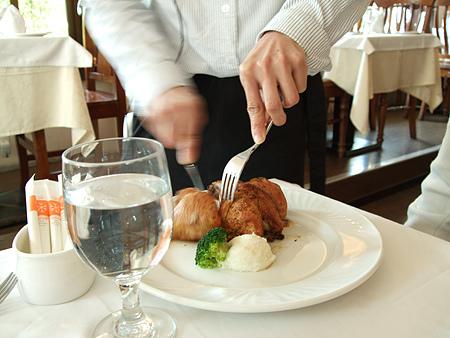 新竹「吉安諾」餐廳-切春雞