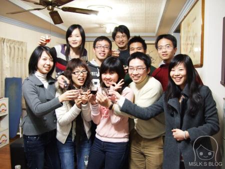 2008.02.07三真聚會