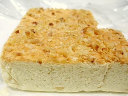 日出‧大地的乳酪蛋糕-榛果楓糖