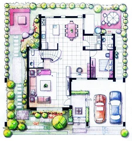 1樓平面圖