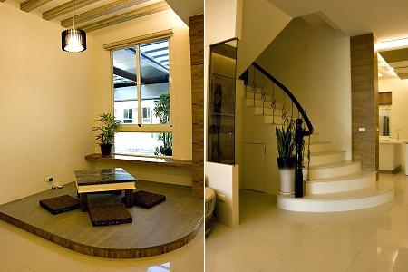 和室與樓梯