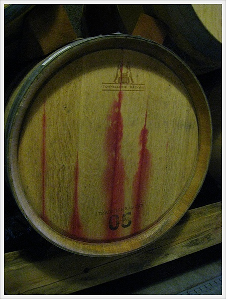 Pride's barrel