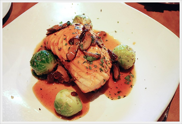 Palo Alto Cafe - Salmon