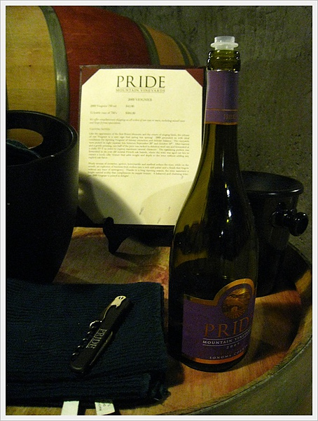 Merlot from Pride