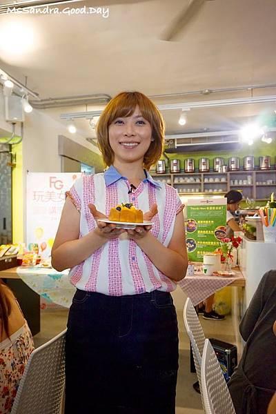 [活動] FG x 貴婦奈奈的夏日超完美輕食野餐講座