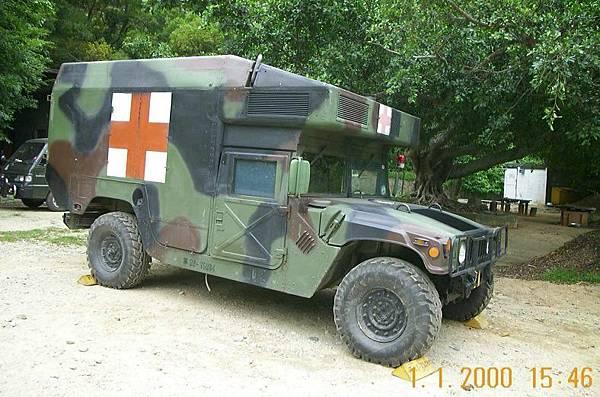 悍馬救護車