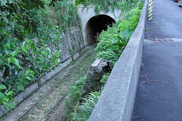 忘記是一號隧道還是二號隧道