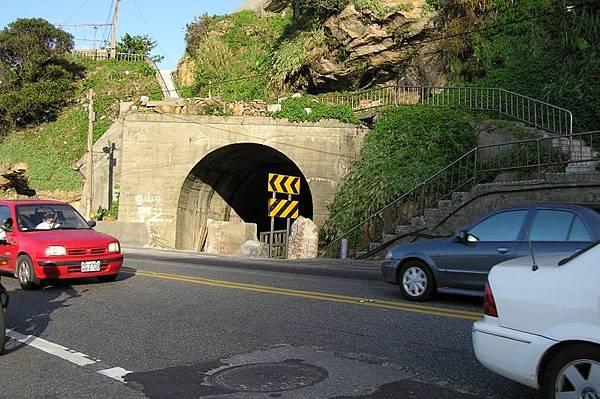 四號隧道,另一側據說已被封住了