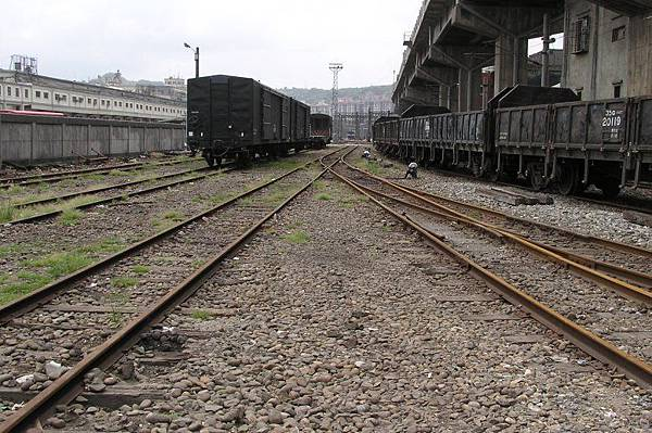 基隆港臨港鐵路