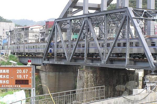 基隆河鐵橋